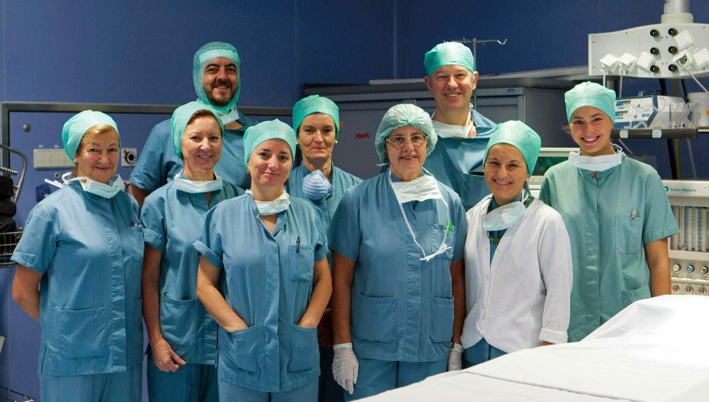 Colocan por primera vez en España el ventrículo artificial más pequeño