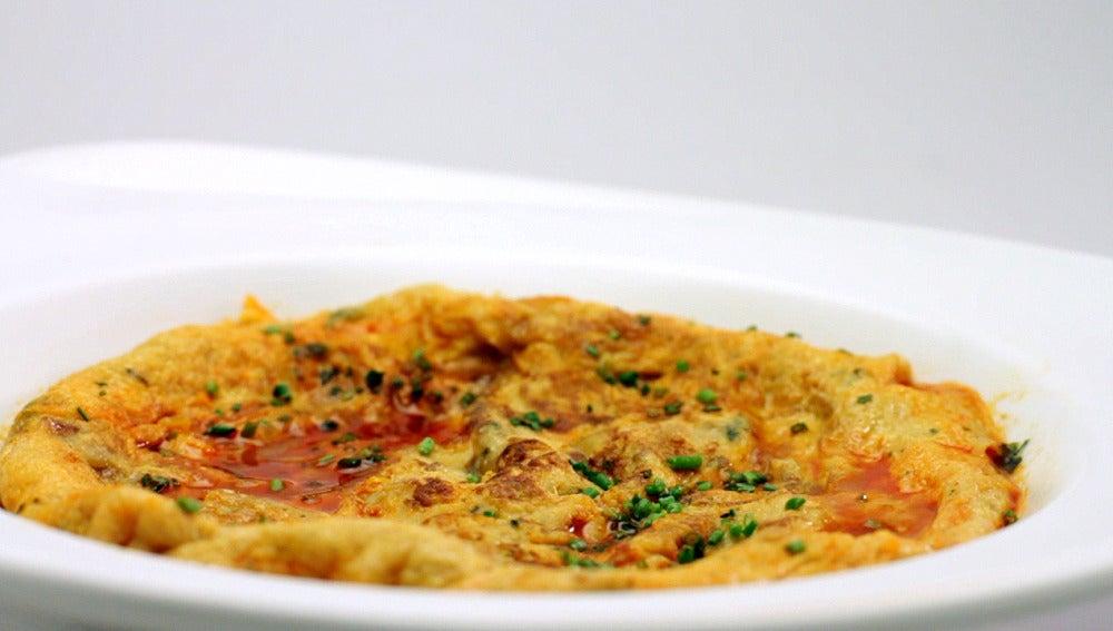 """La tortilla del """"coletus"""""""