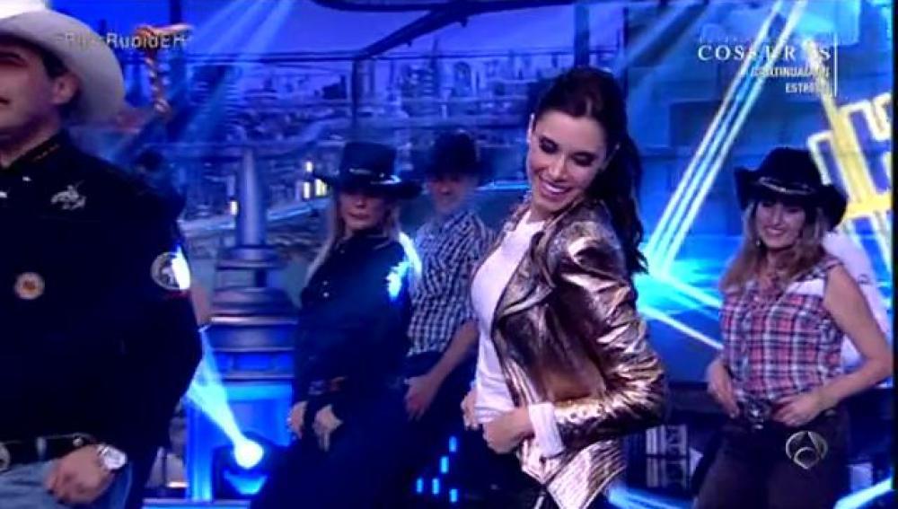 Bailamos música Country con Pilar Rubio