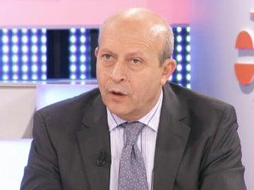 José Ignacio Wert, en Espejo Público