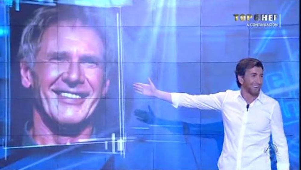 Harrison Ford visitará en El Hormiguero 3.0