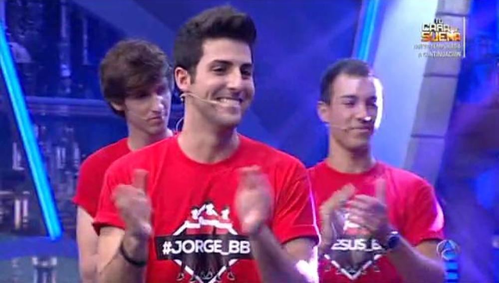 Jorge_BB nuevo pilar de la Boy Band de El Hormiguero 3.0