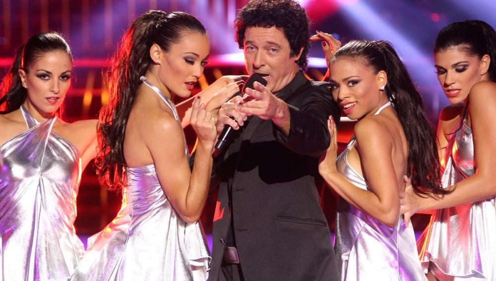 Gala 1 | José Manuel Soto imita a Tom Jones