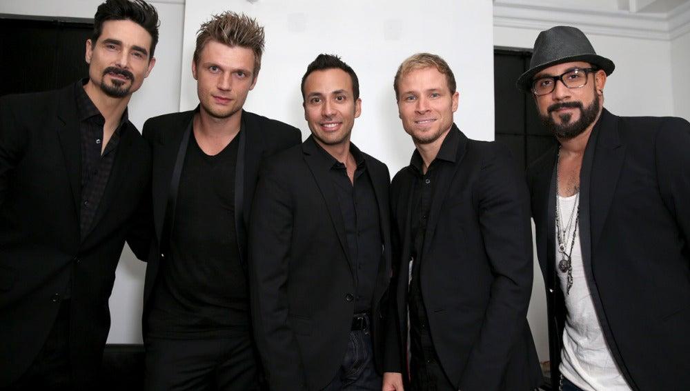Los Backstreet Boys visitarán El Hormiguero 3.0