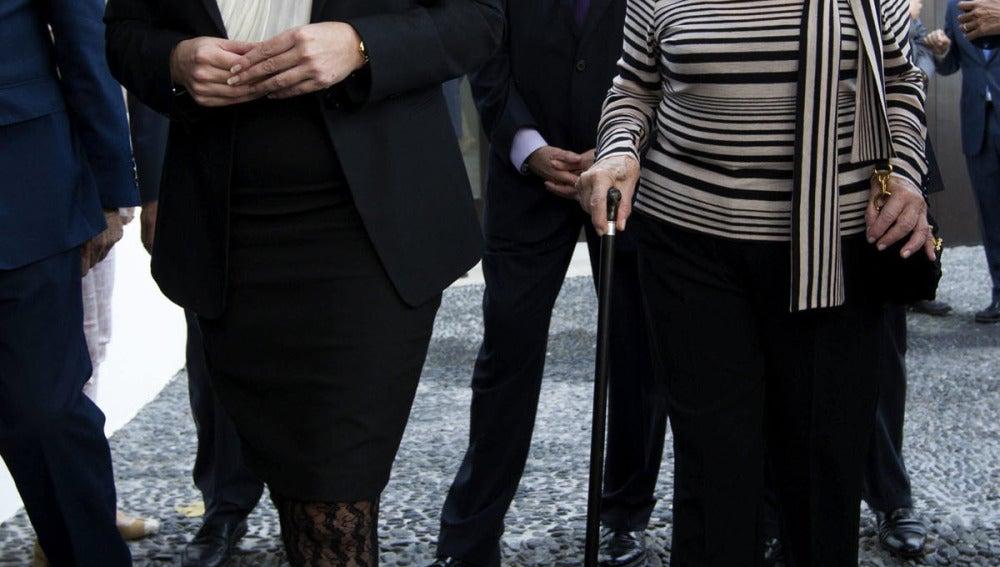 Susana Díaz en Málaga