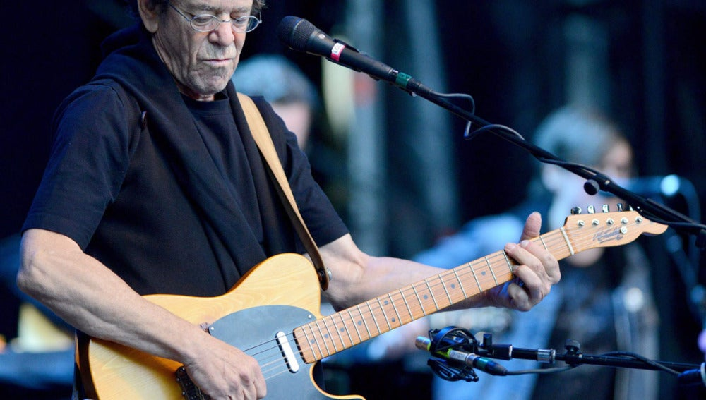 Lou Reed en concierto