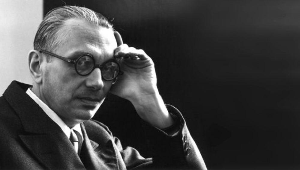 el matemático austríaco Kurt Gödel