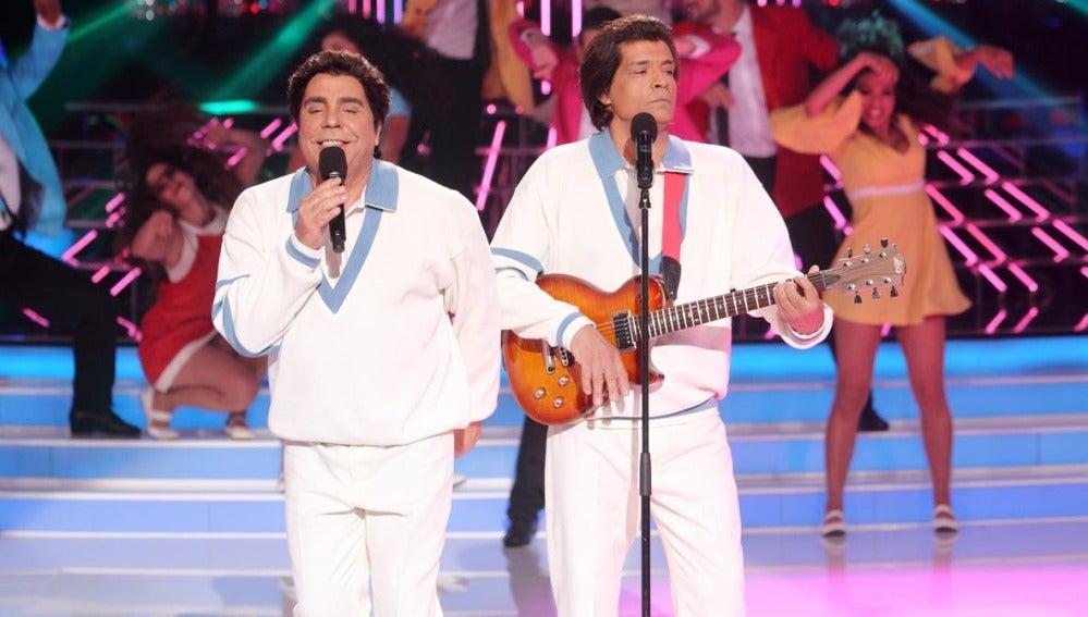 Gala 2   Los Chunguitos son el Duo Dinámico