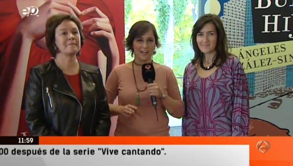 Antena 3 tv el premio planeta 2013 y la novela finalista for Espejo publico hoy completo