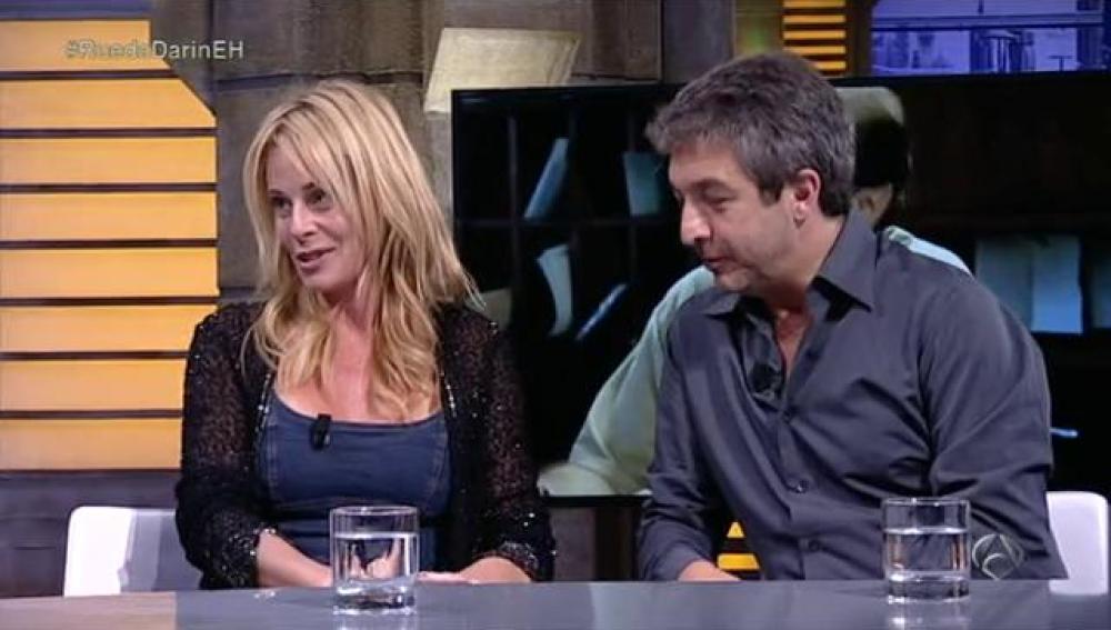 Belén Rueda y Ricardo Darín en El Hormiguero 3.0