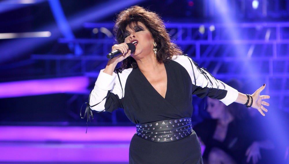Gala 3 | Ángela Carrasco imita a Jennifer Rush