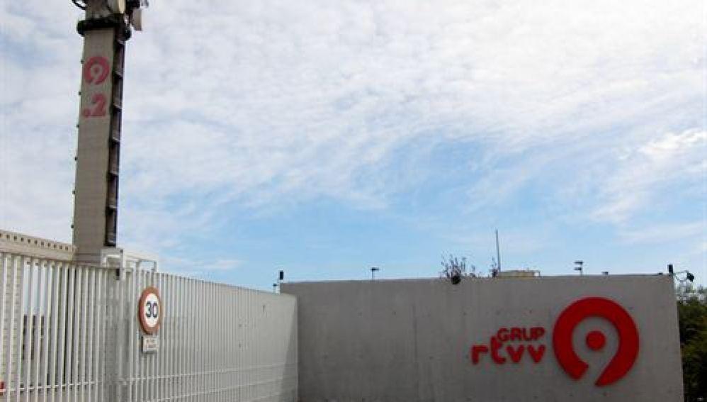 Sede de la RTVV.