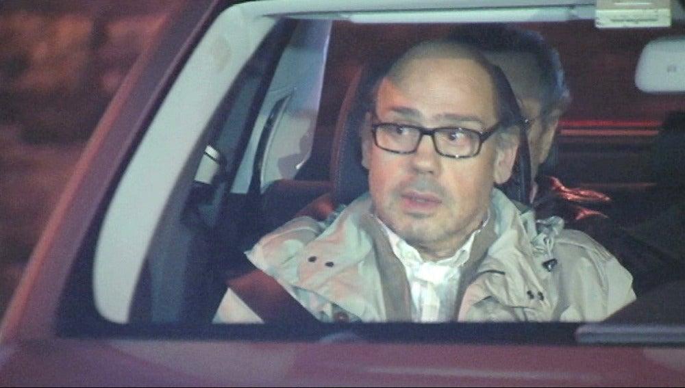 Antonio Veloso, médico portugués secuestrado