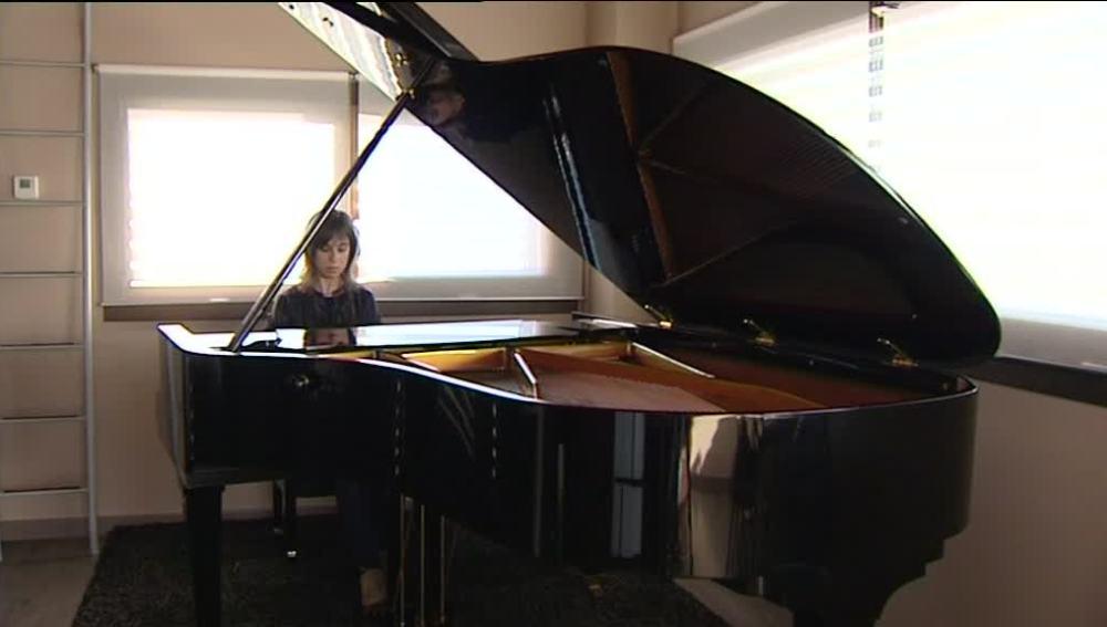 Una pianista se enfrenta a un juicio por contaminación acústica