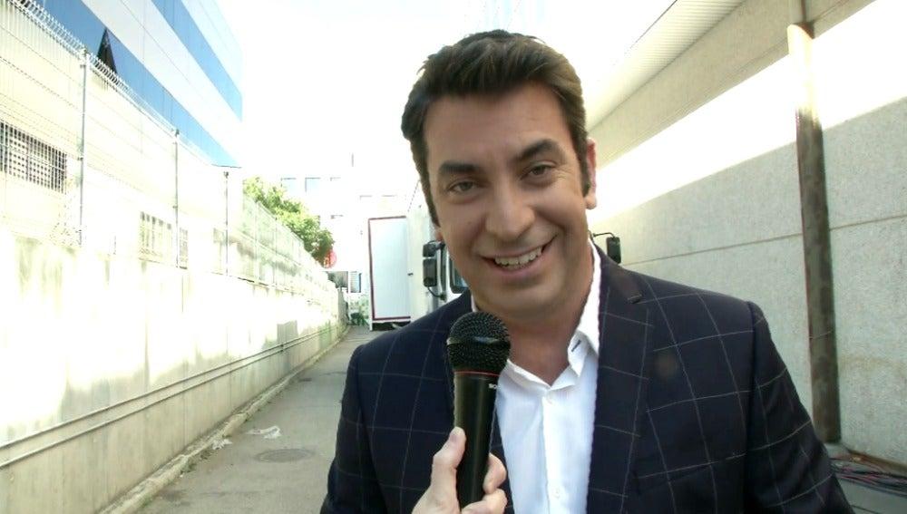 """Arturo Valls: """"Las pruebas de Me resbala son muy sencillas pero muy eficaces para hacer reír"""""""