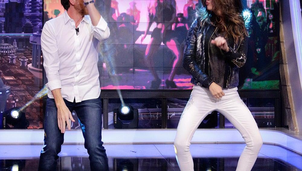 Úrsula Corberó vuelve a bailar como Beyoncé