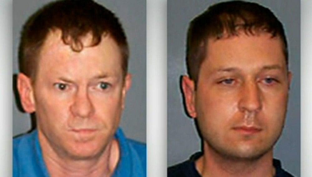 Charles O'Neill y William Lauchlan, sospechosos de la desaparición de Yéremi Vargas