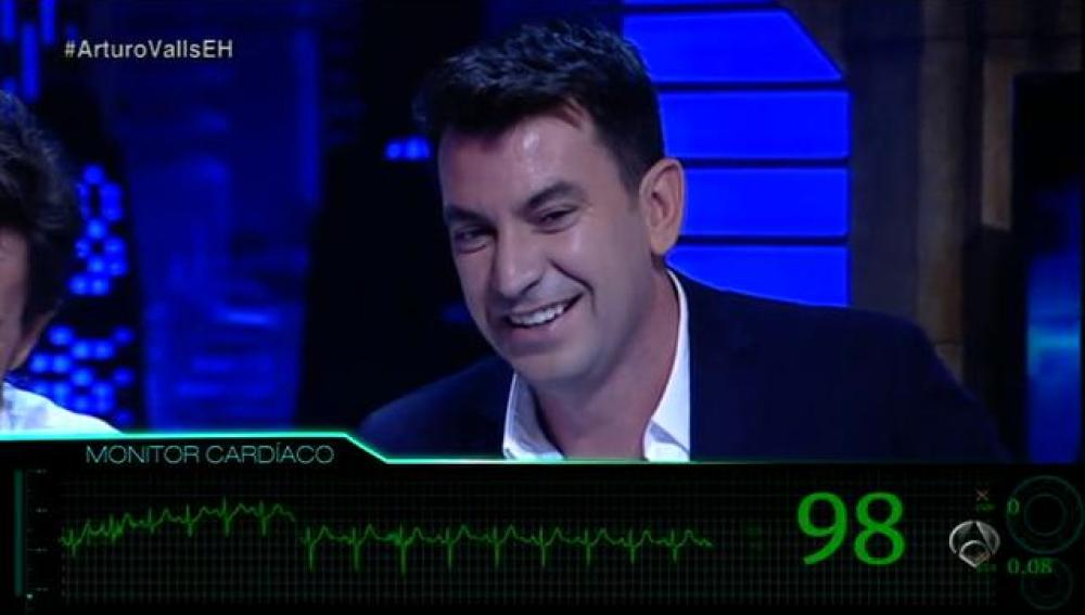 Arturo Valls en El Hormiguero 3.0