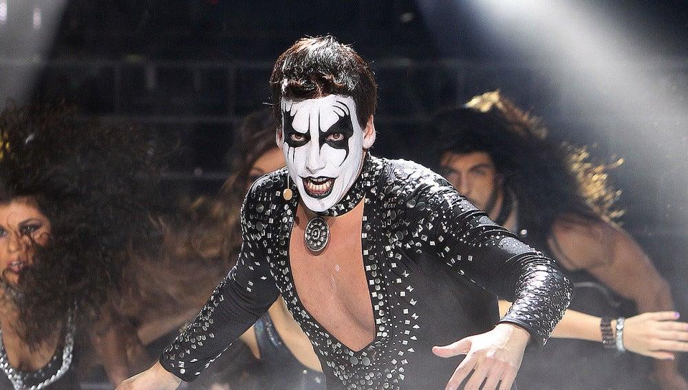 Xuso Jones imita a Robbie Williams en Tu cara me suena