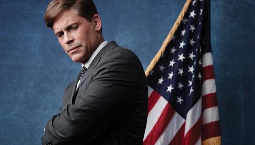 Rob Lowe como John F. Kennedy