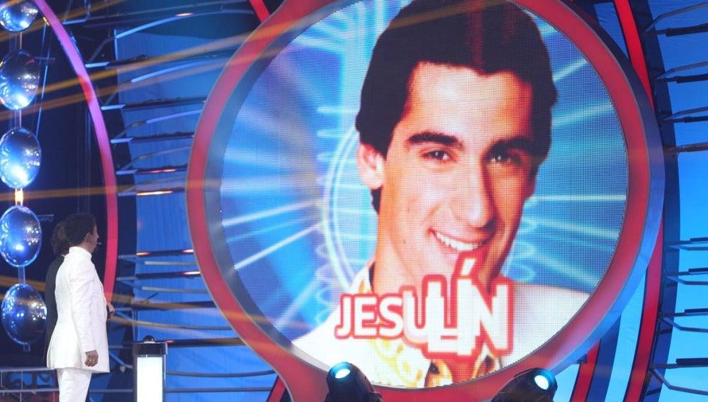 Santi Rodríguez imita a Jesulín
