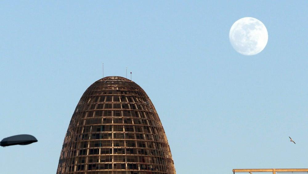 La Torre Agbar se convertirá en un hotel de lujo