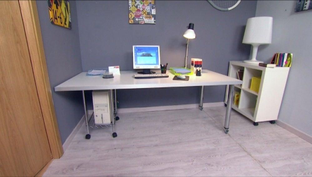 Construimos un escritorio