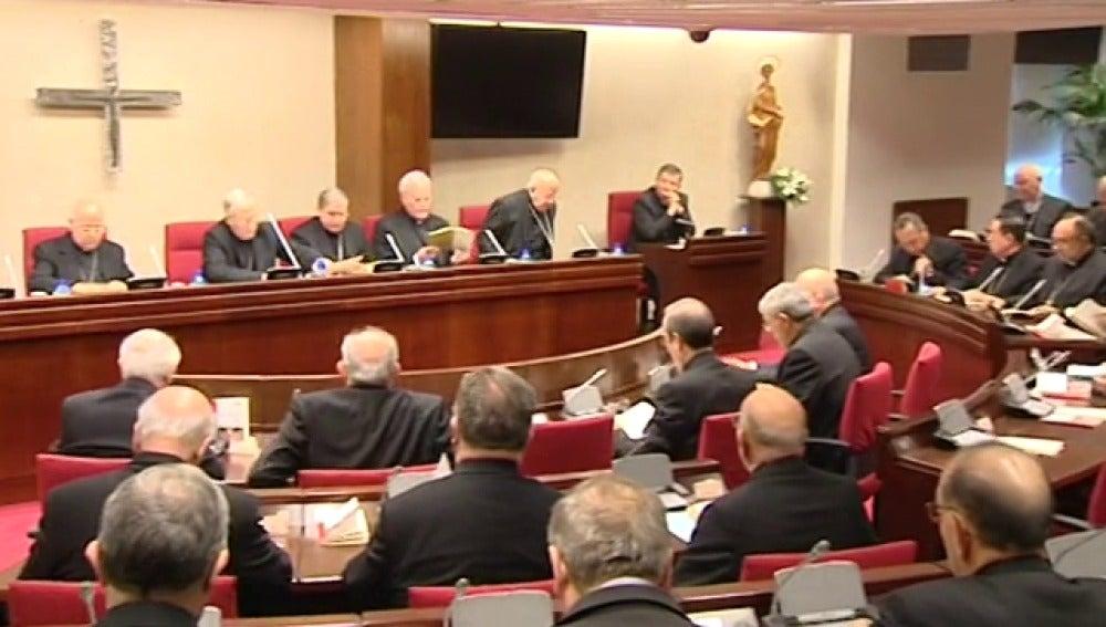 Los obispos se reúnen para elegir a su nuevo portavoz y secretario general