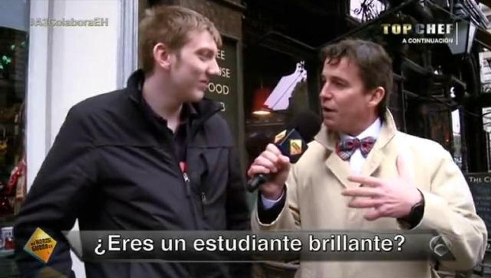 ¿Son los ingleses mejores estudiantes que los españoles?