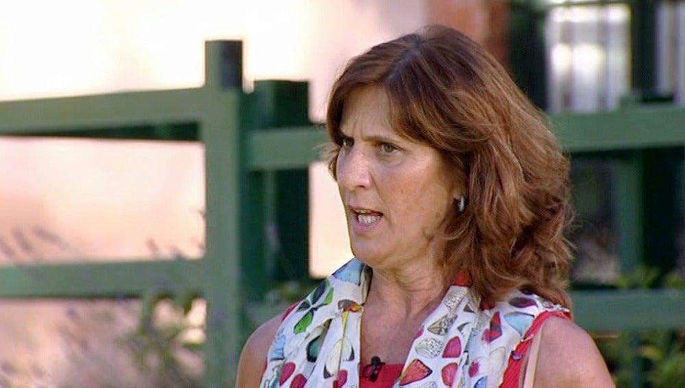 La madre de Miguel Cobo