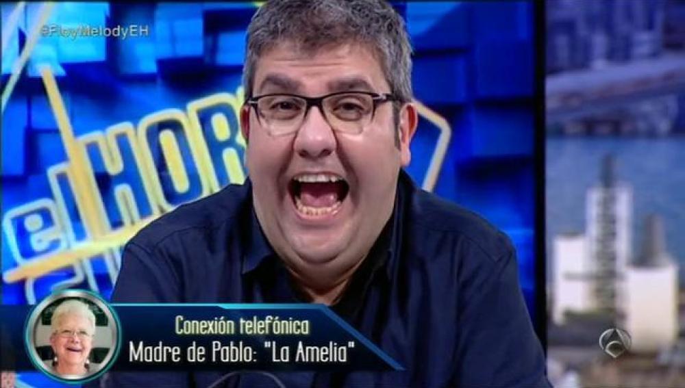 Florentino Fernández habla con La Amelia