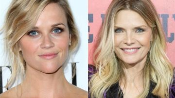 Reese Witherspoon y Michelle Pfeiffer