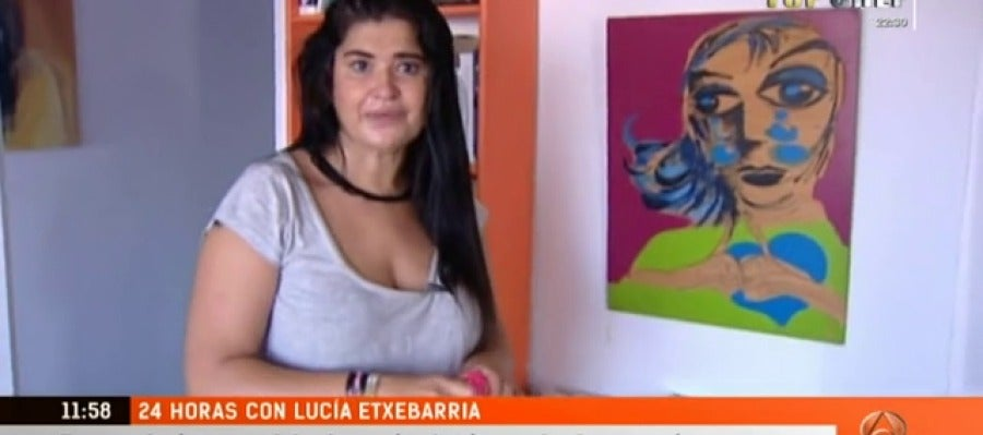 Antena 3 tv espejo p blico pasa 24 horas con luc a for Ver espejo publico hoy