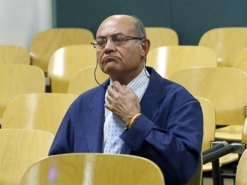 Díaz Ferrán, en la Audiencia Nacional
