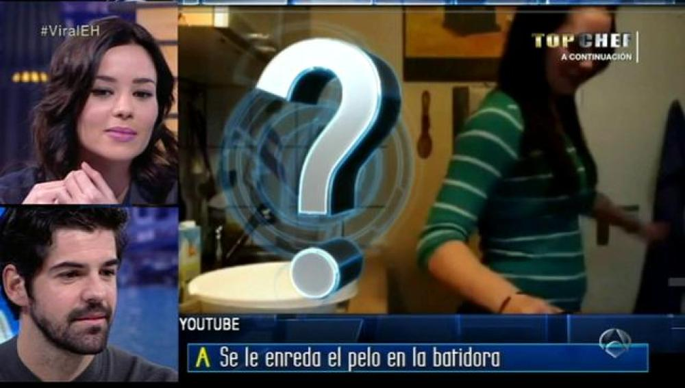 Estupideces en webcam