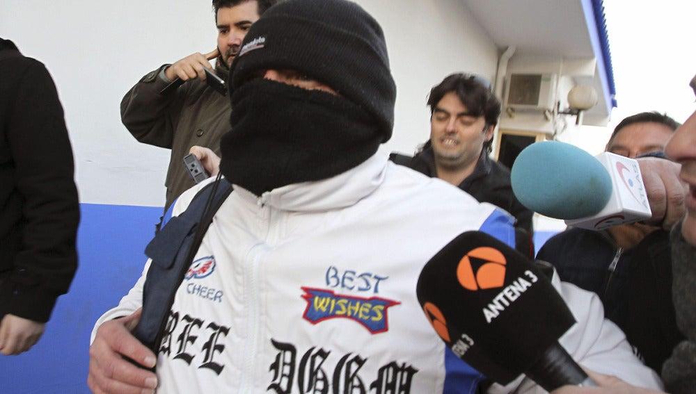 Miguel Ricart sale de la cárcel