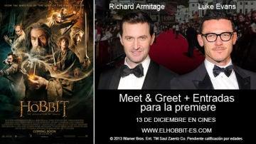 Participa y ven a la premiere de 'El Hobbit: La Desolación de Smaug'