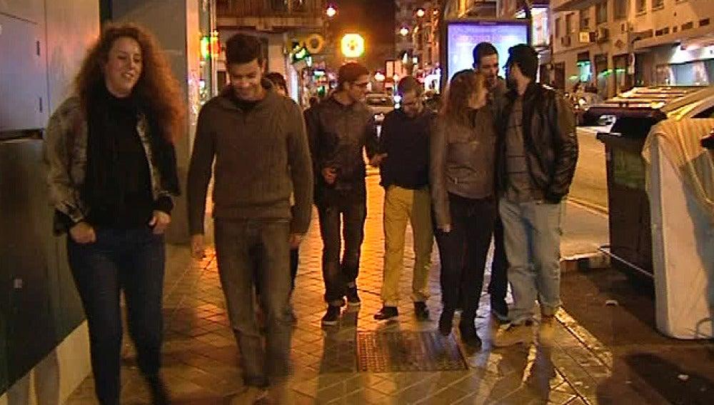 Jóvenes de Granada que han devuelto 56.000 euros