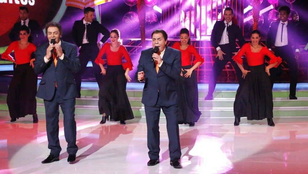 Gala 7 | La actuación de Los Chunguitos