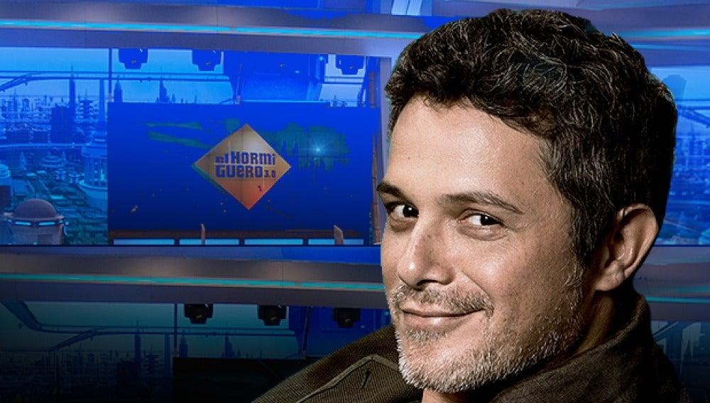 Alejandro Sanz en El Hormiguero 3.0