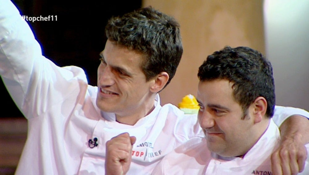 Miguel y Antonio