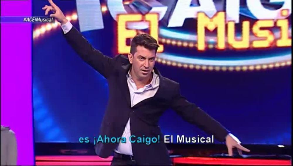 Ahora Caigo El Musical