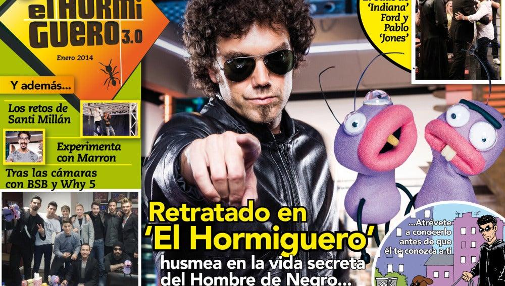 El Hormiguero 3.0 - Revista Nº2