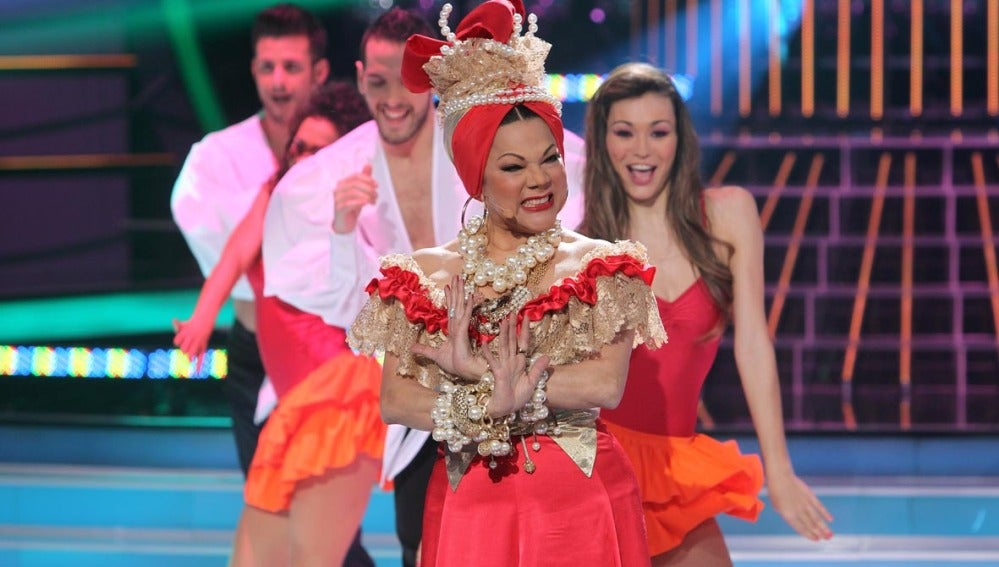 Gala 9 | Ángela Carrasco