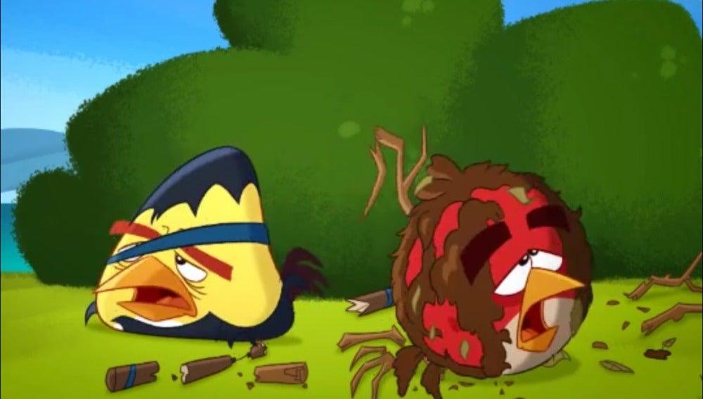 Angry Birds. Capítulo 42