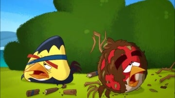 Angry Birds. Capítulo 42