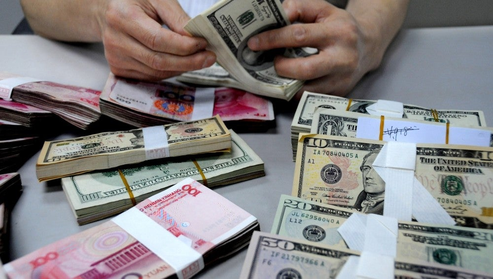 China ya lidera el comercio mundial