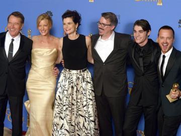 'Breaking Bad' con sus premios