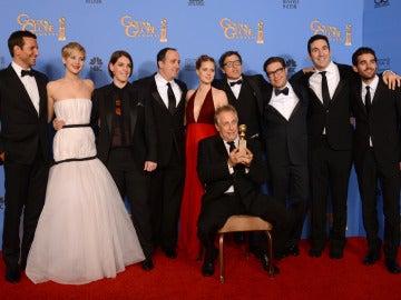 'La Gran Estafa Americana', Mejor Película Comedia