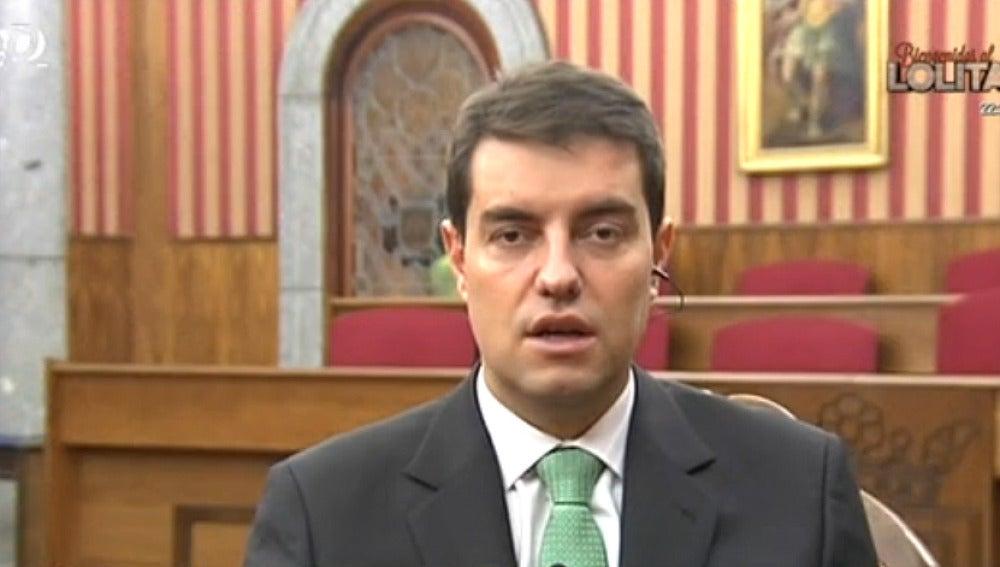Ángel Ibáñez en Espejo Público
